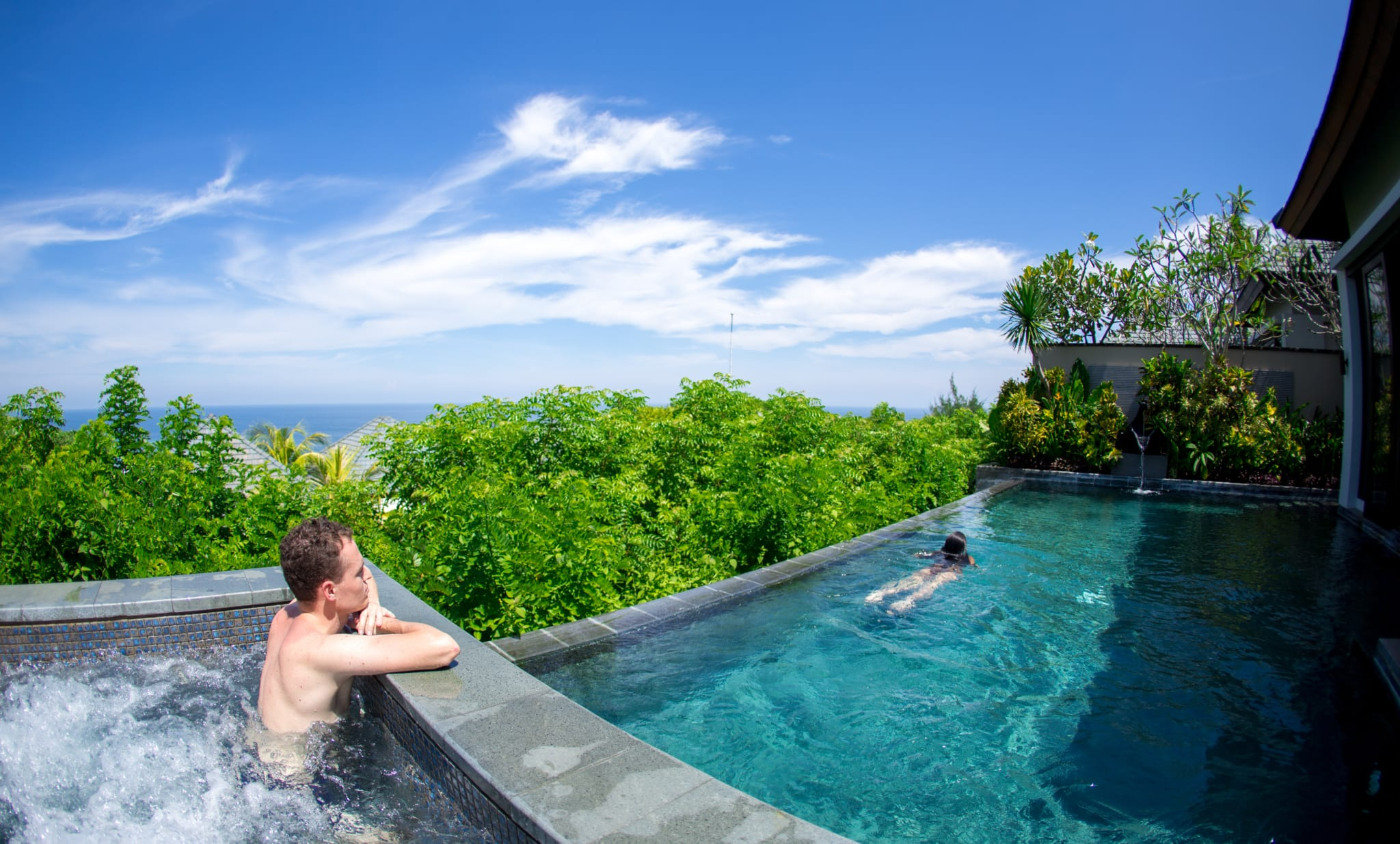 Banyan Tree Ungasan Our Beautiful Private Haven With Balinese Touch